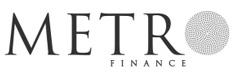 Metro Finance logo